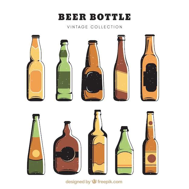 Beer Bottle Collectibles