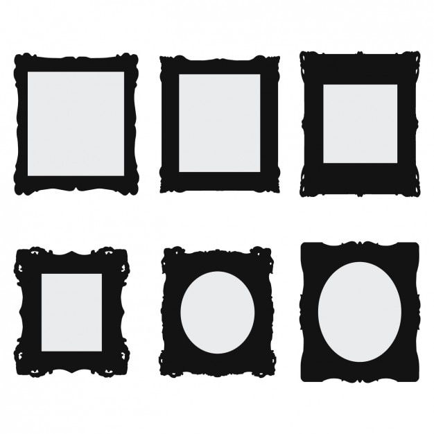 Black Vintage Design 99