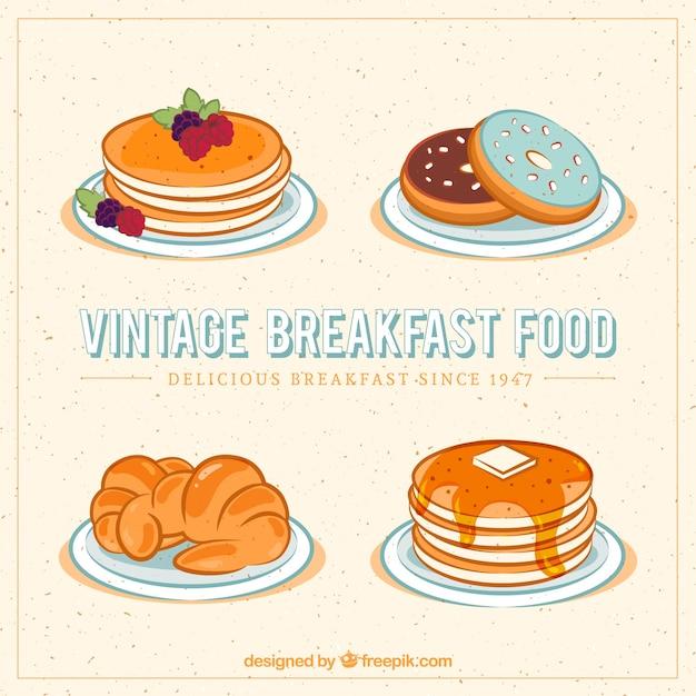 Vintage Breakfast 9