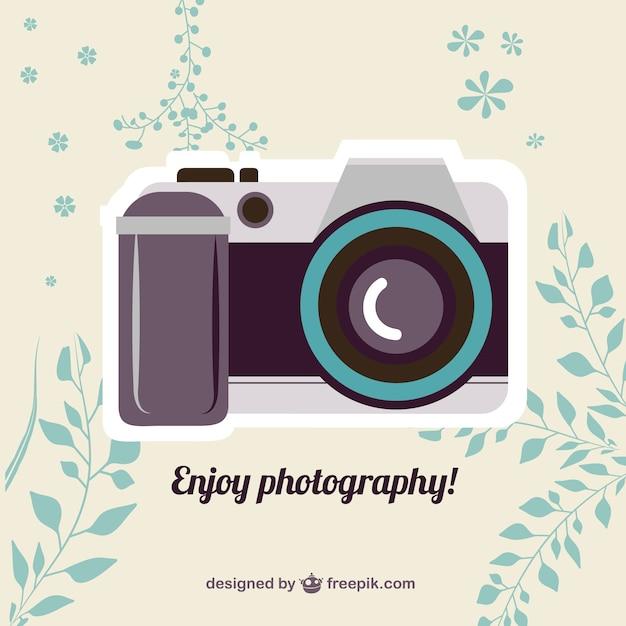 Vintage camera Vector | Free Download