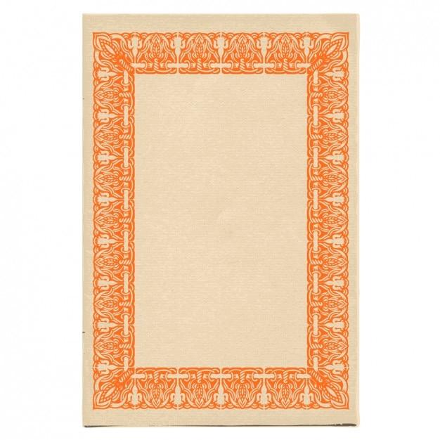 Vintage frame design Vector | Free Download