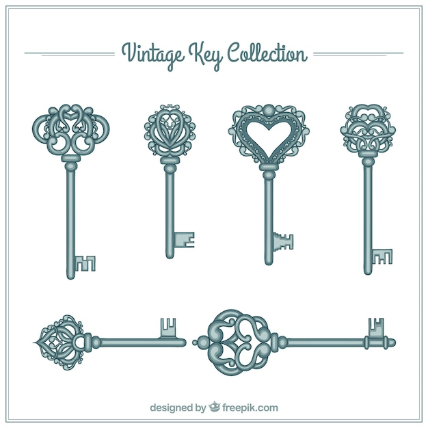 Keys Objects Vectors, Photos And PSD Files