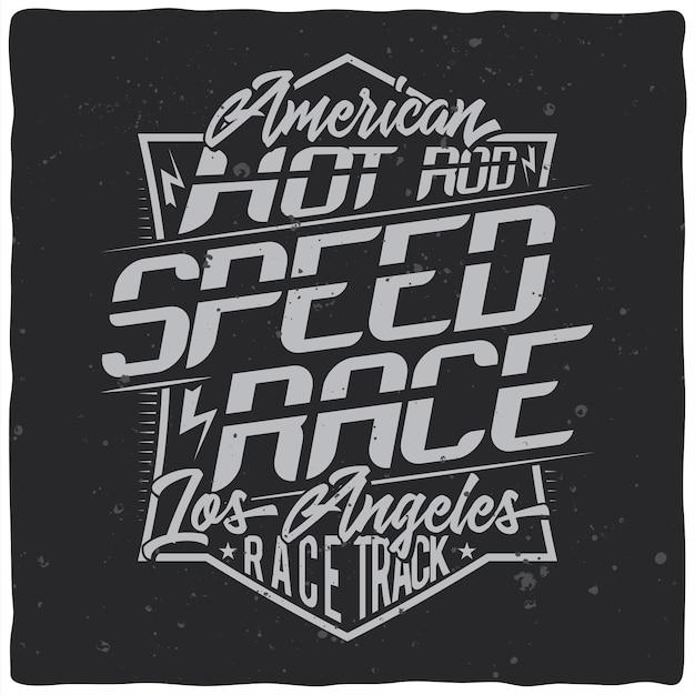 Gambar Mentahan Racing Hotrod
