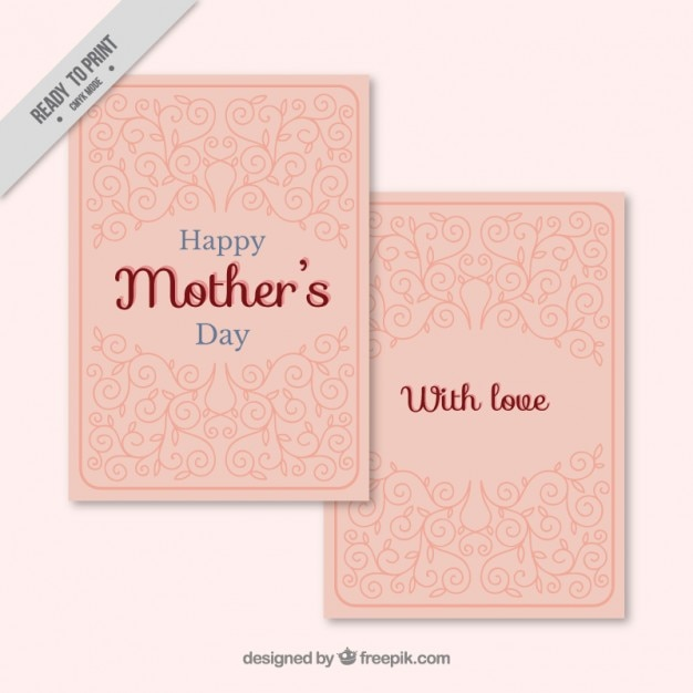 Vintage Mother\'s Day card