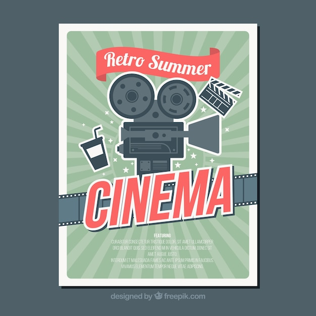 Movie Poster Vectors, Photos And Psd Files | Free Download