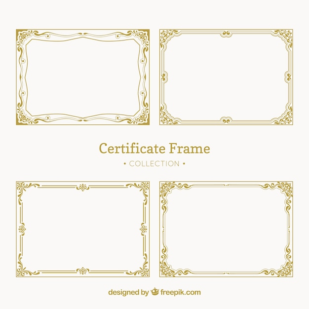 Antique Frame Vectors, Photos and PSD files | Free Download