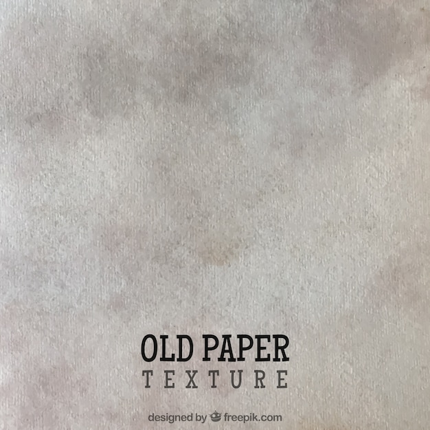 Vintage paper texture  Free Vector