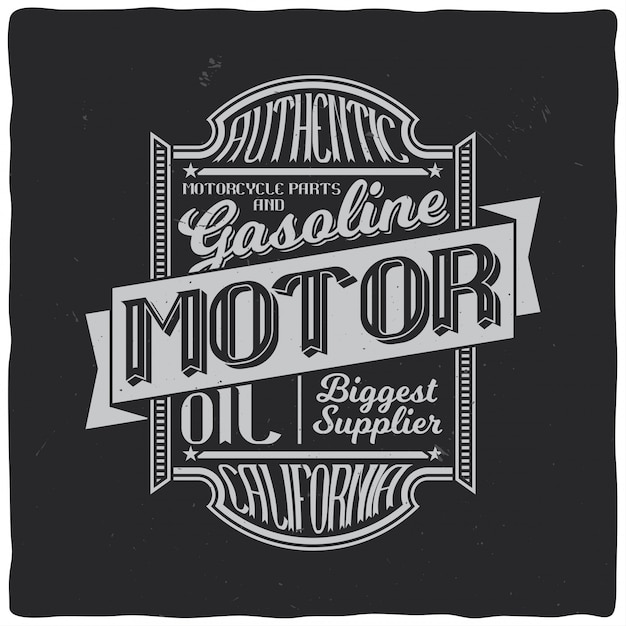Vintage print for t-shirt or apparel. retro artwork in black and white for fashion and printing. Free Vector