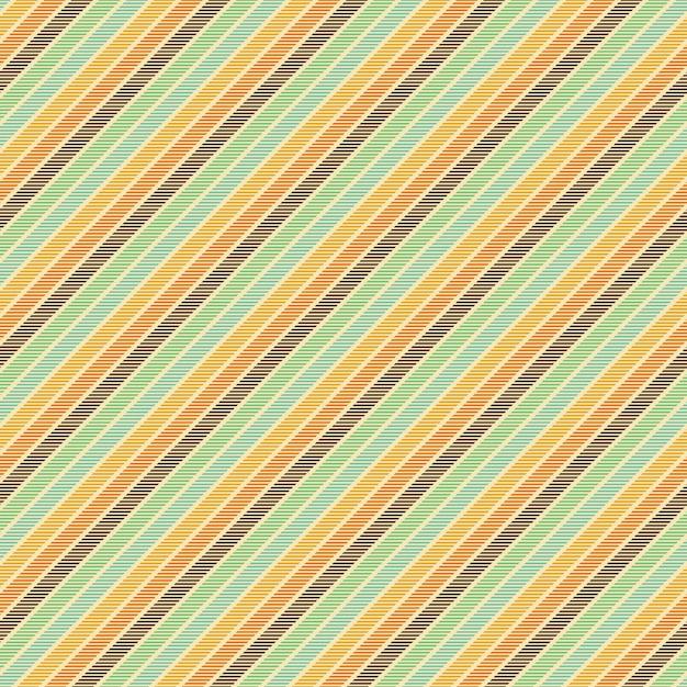 Vintage striped background seamless pattern Premium Vector