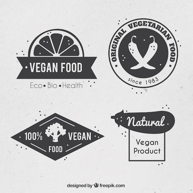 Vintage Vegan 50