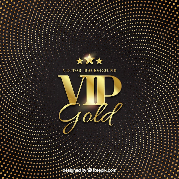Vip background design Free Vector