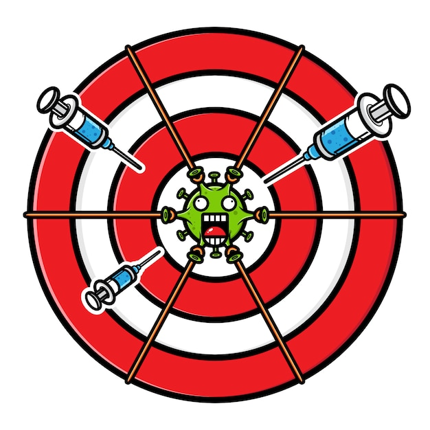 ウイルス設計が注射の標的になる Premiumベクター