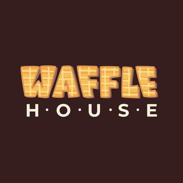 Premium Vector Waffle House Logo We have 624 free waffle house vector logos, logo templates and icons. https www freepik com profile preagreement getstarted 5485024