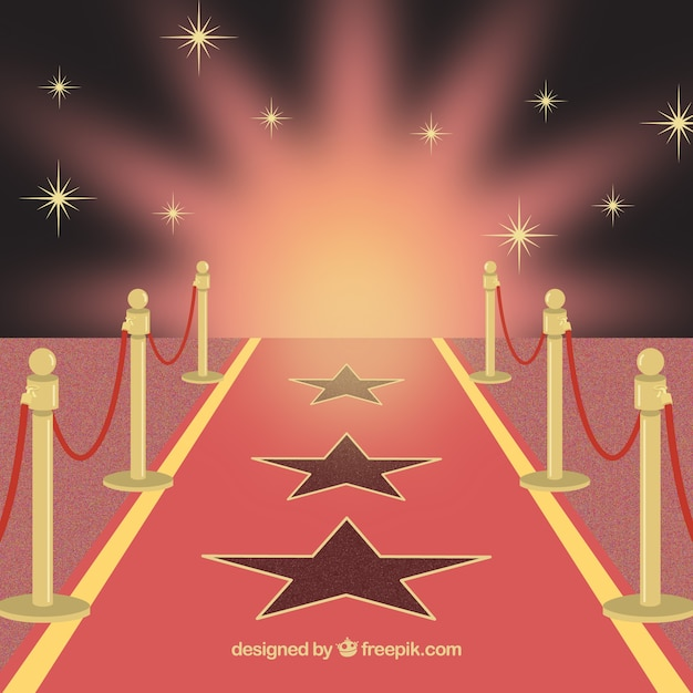 Walk of fame Vector   Free Download