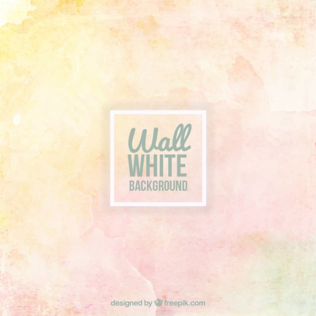 Wall white background Free Vector