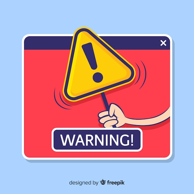 Warning Vectors Photos And Psd Files Free Download