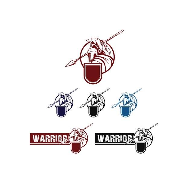 Warrior Premium Vector