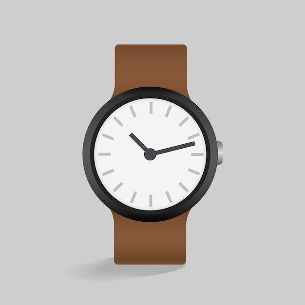 Watch Free Vector