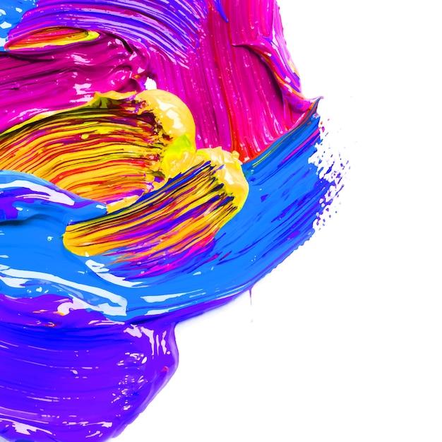 water coloring paint backround vector premium download