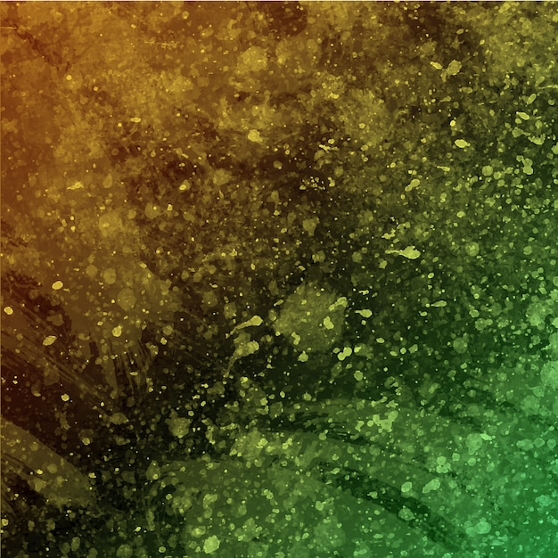 Watercolor abstract background with grunge effect Free Vector