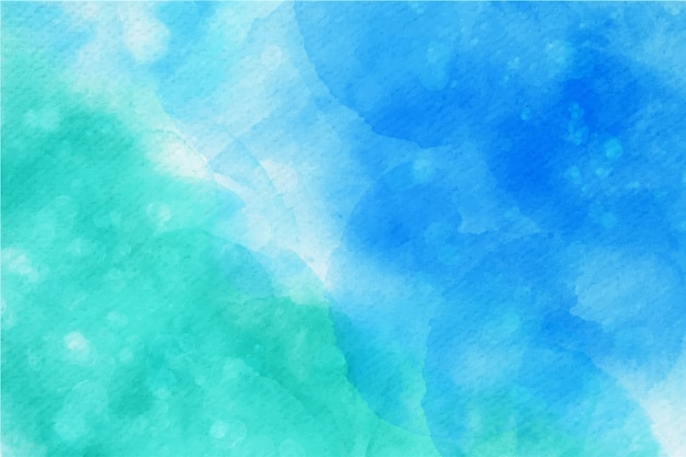 Watercolor artistic background design Free Vector