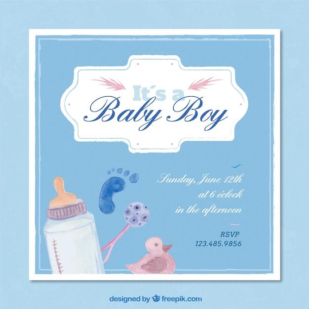 baby shower invitation downloads