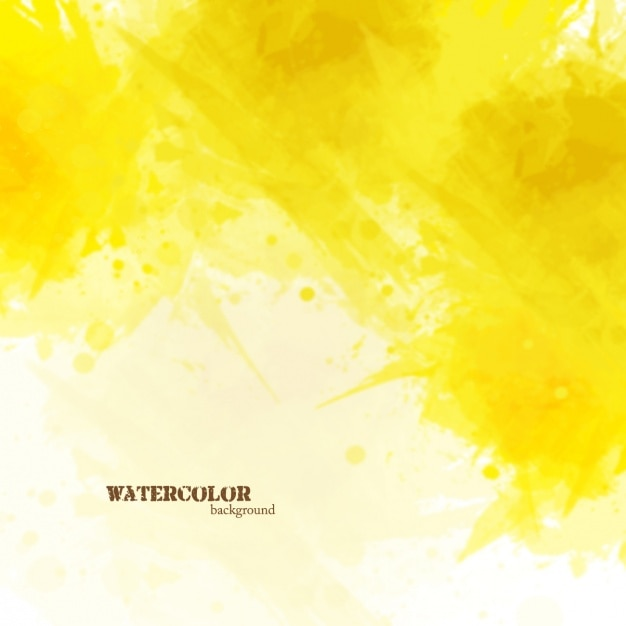 Watercolor background design Vector | Free Download