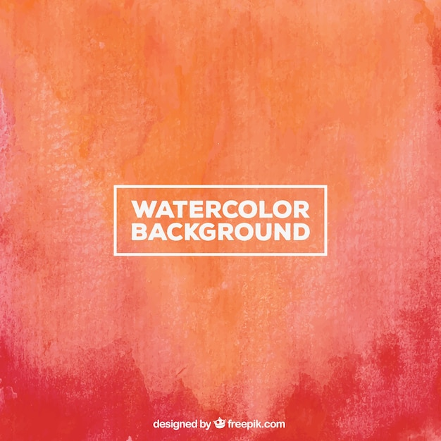 Free Vector Watercolor Background In Gradient Style