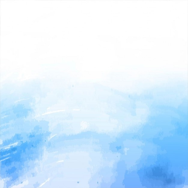 watercolor background white and blue vector free download