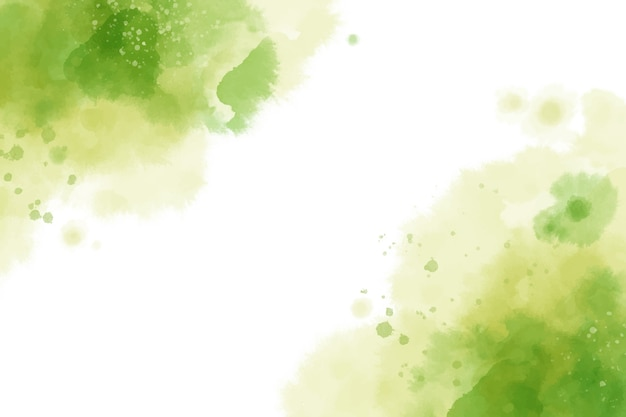 水彩画の背景 Premiumベクター