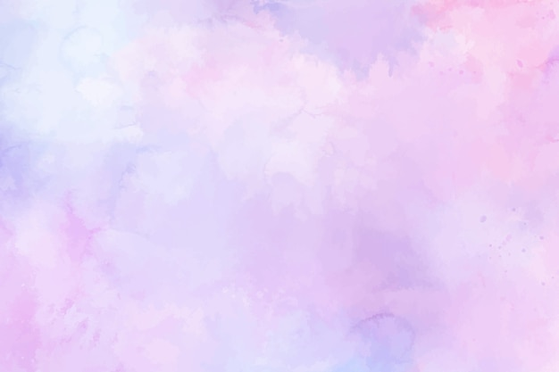 Watercolor background Premium Vector
