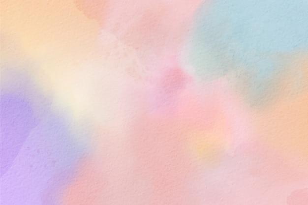 Watercolor background Premium Vector