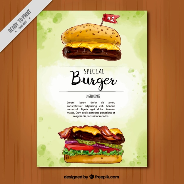 Restaurant Flyer Vectors Photos and PSD files – Restaurant Flyers Templates