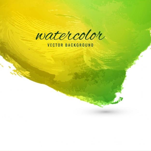 Watercolor, brushstrokes, texture