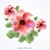 Watercolor flowers Vector | Free Download
