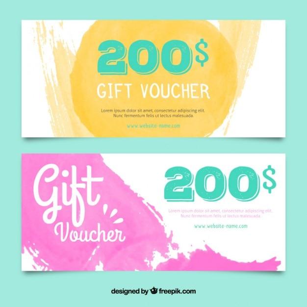 Doc700605 Design Gift Vouchers Free Doc700605 Design Gift – Voucher Design
