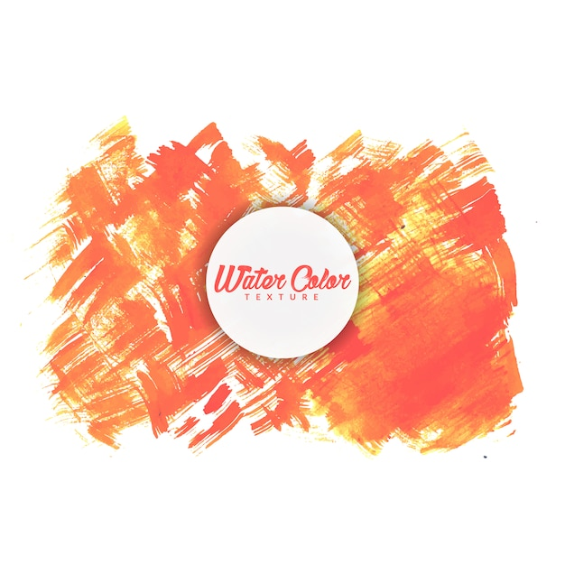Watercolor scratch background texture