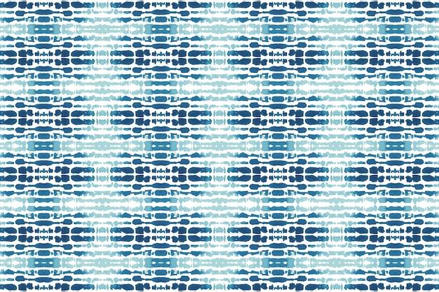 수채화 시보리 전통 패턴 무료 벡터