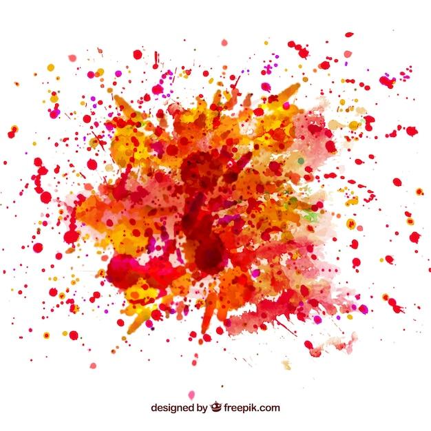 Pics photos watercolor splash background - Watercolor Splash Vector Free Download