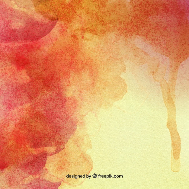 Watercolor texture Free Vector