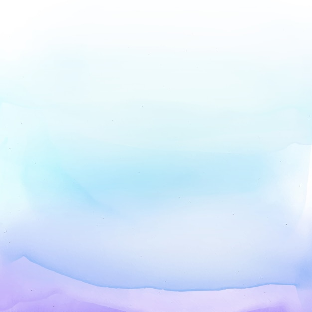 Watercolour texture background Free Vector