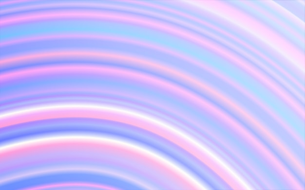 Wave liquid shape color background Premium Vector