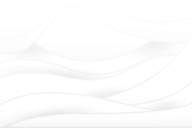 Wavy elegant lines texture background Premium Vector