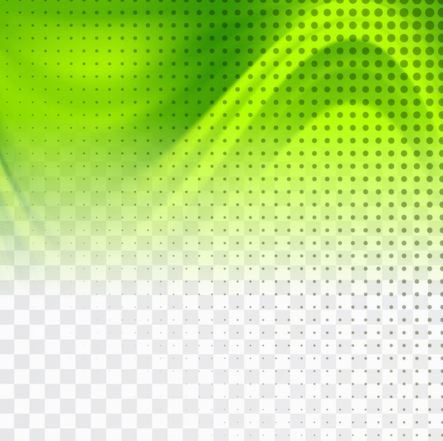 wavy green background vector - photo #34