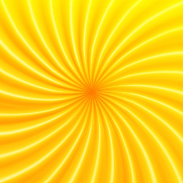 wavy yellow background vector free download