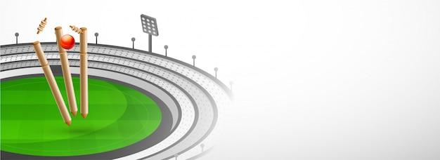 Website header or banner design Premium Vector