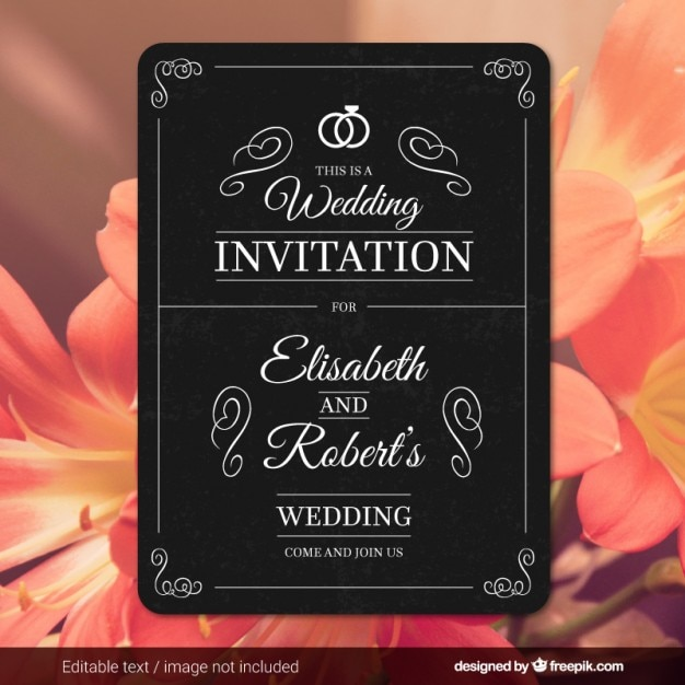 Marriage Invitation Card is amazing invitation ideas