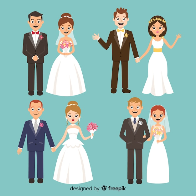 Bride And Groom Images Free Vectors Stock Photos Psd