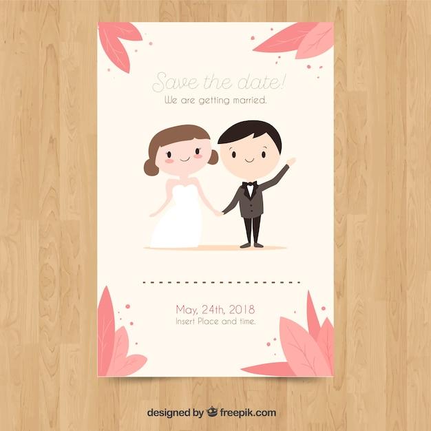 Wedding invitation card with photo vatozozdevelopment wedding invitation filmwisefo