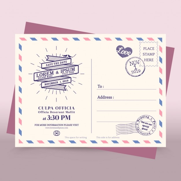 Airmail vectors photos and psd files free download stopboris Images